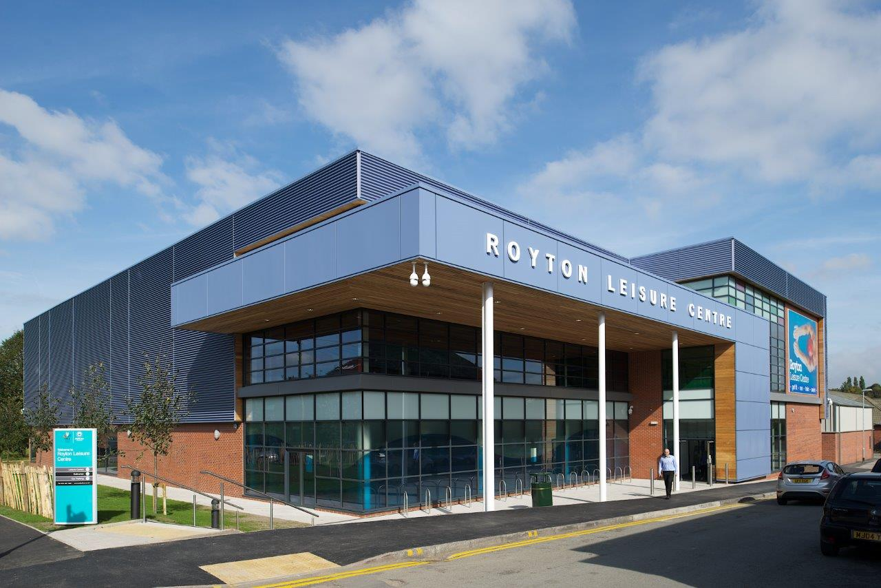 Royton Leisure Centre Structural Design Edge Structural