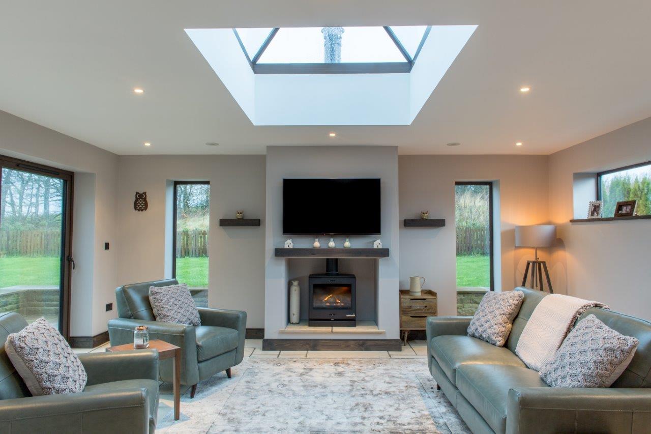 Domestic Single Storey Extension | Edge Structural Design